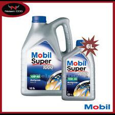 Mobil Multigrade 5 L Volume Vehicle Engine Oils