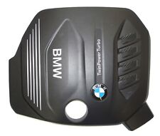 GENUINE BMW 5 X3 X4 SERIES G30 G31 G01 G02 TWIN POWER 2.0D TURBO ENGINE COVER