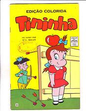 "Tinanha No 2 1968 -Brazilian Little Audrey- ""William Tell Cover! """