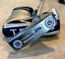 "TaylorMade Truss TB1 34"" Putter - KBS C Taper Chrome Stepless Stability Shaft"