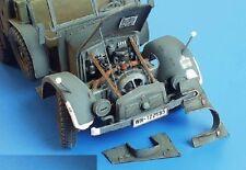 PLUS MODEL KRUPP PROTZE ENGINE SET 1:35 PL134