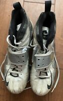 Dedric Ward NFL Jets Game Used Cleats with COA