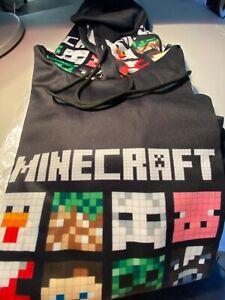 Minecraft Boy's Hoodie - NEW - Sz. XL 18 - 20