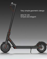 "8.5""Elektroroller scooter E-Scooter Cityroller Foldable Electric Scooter Schwarz"