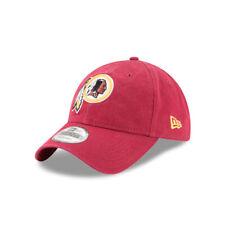 WASHINGTON REDSKINS New Era NFL Core Classic 9TWENTY Adjustable Hat - Maroon