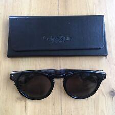 Calvin Klein Collection CK8547S Sunglasses-Black-100% Authentic & Brand New!