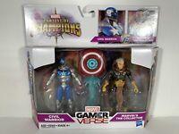 MARVEL VS CAPCOM INFINITE GAMERVERSE Civil Warrior Vs The Collector