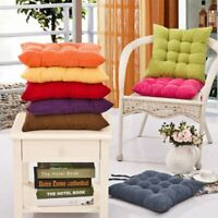Indoor Outdoor Cushion Seat Chair Pad with Ties Garden Dining Yard Patio Home