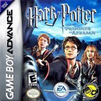 Harry Potter Prisoner Of Azkaban - Game Boy Advance Gba