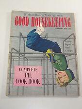 Good Housekeeping Magazine- 25 Smart Hats To Make at Home- February 1951