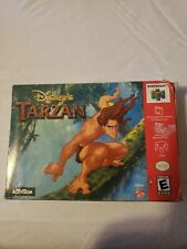 Tarzan N64 *Box ONLY* NINTENDO Complete your game today! ~ Look~