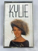 KYLIE MINOGUE I SHOULD BE SO LUCKY CASSETTE TAPE