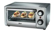 Oster New 220 Volt 4-Slice Toaster Oven For Asia Europe Africa Only Not For USA