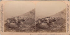 SV:Boer War,South Africa,1899-1902:Looking Towards Colenzo From Boer Trenches On