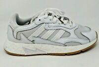 Adidas Tresc Run J Size 6.5 Men White Gum Shoes EF8108