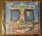 Capcom Arcade Hits Vol. 2 Computer Video Game (pc, 2003) Brand New/sealed