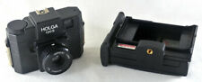 Holga 120S & a Holgaroid Full Frame Polaroid Back adapter Cb70 Instax Conversion