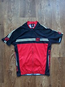 Cycling shirt 21 Virages Jersey Specialized Bike Closing Size L