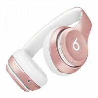 Genuine Beats By Dre Solo2 Wireless Headphones - Special Edition - ROSE GOLD