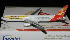 "Gemini Jets 1/400 b767-300 qantas ""wallabies"" AF-OGL"