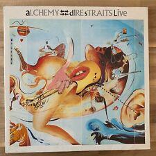 Dire Straits – Alchemy Live - 1984 G'Fold Vinyl 2LP - Very Good (VG/VG)