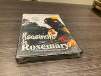 Il Omicidio De Rosemary DVD Joseph Zito Vicky Dawson Sigillata Nuovo