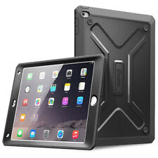 Poetic Revolution Protective Hybrid Case for Apple iPad Air 2 Heavy Duty black