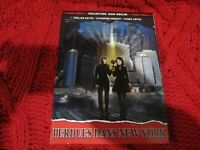 "DVD NEUF ""PERDUES DANS NEW YORK"" film d'horreur de Jean ROLLIN"