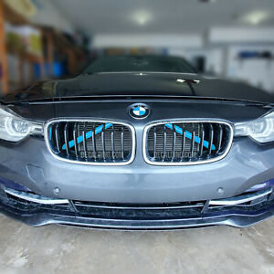 Fits 2011+ BMW V Brace Wrap - Color Support Bar Grill - 2 3 4 Series
