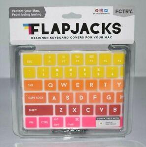 Mac Flapjacks Designer Flexible Keyboard Cover for Mac