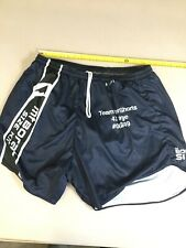 Borah Teamwear Mens Size Xxxxl 4xl Run Running Shorts (6910-142)