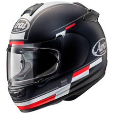 Arai Debut Motorcycle Crash Helmet Blaze Black / White Size Extra Large 61/62