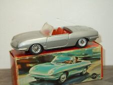 Fiat 850 Spider Bertone - Mercury 12 Italy 1:43 in Box *32036
