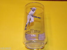 Roberto Clemente 1988 Pepsi/Union Oil Glass -- Very RARE!!