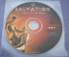 SALVATION GOLD PRIDE 2004 PROMO CD Pier Morrocco Mixes UNPLAYED DANCE HOUSE