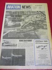 AVIATION NEWS - FRENCH AIRCRAFT INDUSTRY - 22 May 1981 v 9 #26