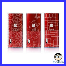 iSkin Vibes Silicone Case/skin Apple iPod Nano 5g/5th Gen Aust Stock