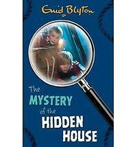 The Mystery of the Hidden House by Enid Blyton (Paperback) New Book