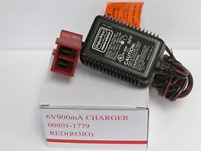 Fisher Price Power Wheels 6 Volt Charger (Red Battery) 00801-1779