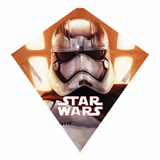 "X KITES 23"" Tall SKYDIAMOND Poly Diamond KITE Assembles In Seconds STAR WARS New"