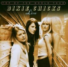 DIXIE CHICKS TOP OF THE WORLD TOUR LIVE CD 2 DISC COUNTRY POP 2004 NEW