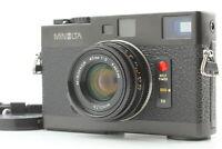 [Near MINT] Minolta CLE Rangefinder camera M-Rokkor 40mm f/2 Lens From JAPAN