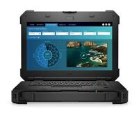 "Dell Latitude 7424 Rugged 14"" FHD Touch i5-8350U 16GB 256GB BD-RE 2x Battery 3Yr"