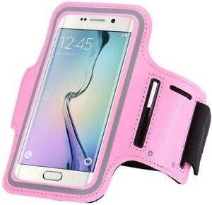 For Samsung Galaxy S21 S20 Ultra Plus 5G Case Water Resistant Running Armband
