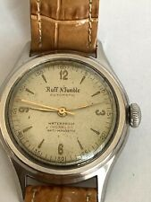 Ruff N'tumble Automatic Swiss Made Vintage Watch