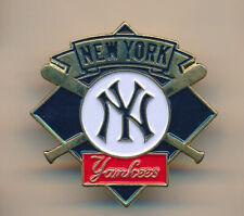 NEW YORK YANKEES DIAMOND LOGO PIN