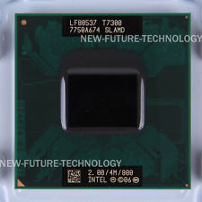 Intel Core 2 Duo T7300 (LF80537GG0414M) SLA45 SLAMD CPU 800/2 GHz 100% Work