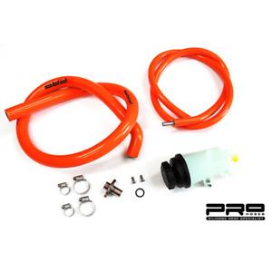 Pro Hoses Power Steering Reservoir Relocation Kit for Fiesta ST150