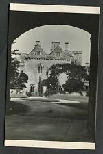 C1950's View of the Palace House through Gatehouse Arch, Beaulieu