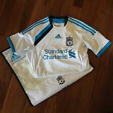 Liverpool 11/12 Third Shirt & RARE Garment Bag - Adidas Climacool - Men's Small